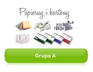 Grupa A - papiery i kartony
