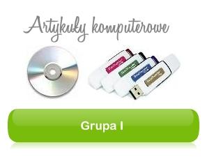 Grupa I - Akcesoria komputerowe i nośniki pamięci