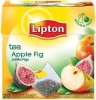 Herbata Lipton Piramidki Apple Fig 20 torebek