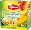 Herbata Lipton Piramidki Brzoskwinia Mango20 torebek