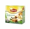 Herbata Lipton piramidki Wanilia i karmel 20 torebek