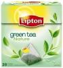 Herbata Lipton piramidki zielona 20 torebek