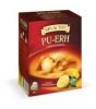 Herbata Bio-active Pu-Erh z sokiem cytrynowym 40 saszetek