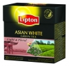 Herbata  Lipton GREEN TEA Piramidki Asian White 20 torebek