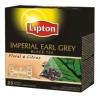 Herbata  Lipton IMPERIAL EARL GREY Piramidki  20 torebek
