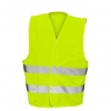 Kamizelka odblaskowa Flash (BE-04-003), żółta