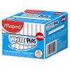 Kreda szkolna biała - pudełko - 100 sztuk MAPED