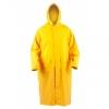 Płaszcz ochronny ekon. RainMan (BE-06-001), z kapturem, polieste