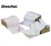 Papier komputerowy DRESCHER 250 x 12' 1+0  38,00!