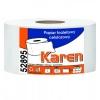 Papier toaletowy celuloza 2 warstw. KAREN 18 cm op. 12 szt