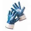Rękawice ekon. Nitril (HS-04-008), robocze, rozm. 10