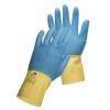 Rękawice montażowe Caspia, lateks/neopren 6,40/para