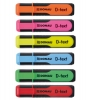 Zakreślacz, textmarker fluorescencyjny D-NEON