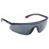 Okulary ochronne Barden, UV, dymne