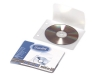 Obwoluta kopertowa na płyty CD/DVD Bantex 130x150 mm